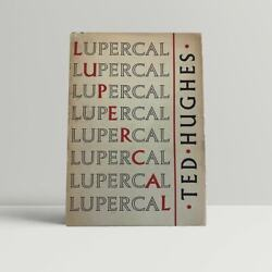 Ted Hughes Andndash Lupercal - First Uk Edition 1960 Signed - 1st Book