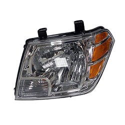 Replacement Headlight Assembly For 09-19 Frontier Driver Side Ni2502188-1oe