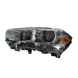 Replacement Headlight For Bmw Driver Side Bm2518149