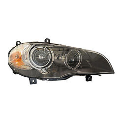 Replacement Headlight For 11-13 Bmw X5 Passenger Side Bm2519133