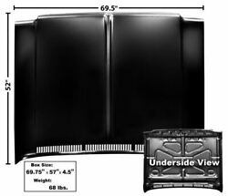 Chevy, Chevrolet Pickup Truck Hood 1973-1980 Truck Freight Shipping