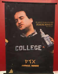 Rare Animal House Movie Poster Cloth Banner-universal Studios-only 1 On Ebay