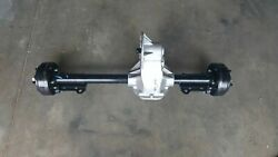 E Z Go Golf Cart Part Electric Rear End 1994-up Txt Complete With Brakes