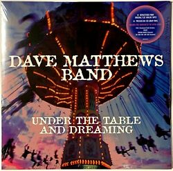 The Dave Matthews Band Under The Table And Dreaming Sealed Lp Vinyl Record Album