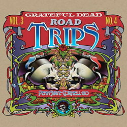 Grateful Dead-road Trips Vol.3 No.4 -penn State / Cornell And03980-import 3 Cd W63