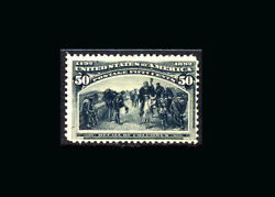 Us Stamp Mint Og And Nh F/vf S240 Post Office Fresh