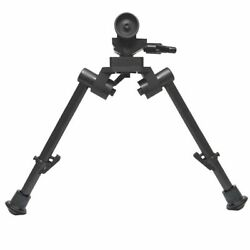 Sierra 7 Bipod For Ai Chassis 7in To 9in Raptor Feet, Matte Black, 380326