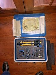 Enerpac P-141 Single Speed Hand Pump And Hydraulic Parts And Level ...