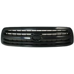 New Black Front Grille For Toyota Tundra To1200226 Performance