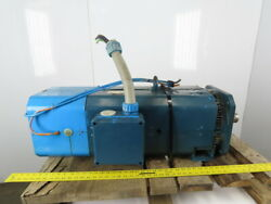 Indramat 2ad160c-b35lb2-bs11/s001 37kw 260v 50hz Ac Main Spindle Motor