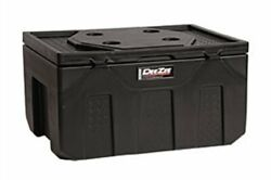 Dee Zee 6537p 37 Plastic Poly Utility Chest Tool Box