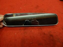 1 Used 60-67 Ford Galaxie 500 500 Xl Fairlane Mustang Falcon Rear View Mirror