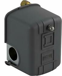 Sturdy Air-compressor Pressure Switch W/ 175 Psi Set Off And 2-way Release Valve