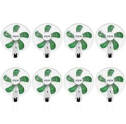 Active Air Acf16 16in 3-speed Mountable Oscillating Hydroponic Grow Fan 8 Pack