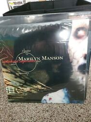 Marilyn Manson - Antichrist Superstar (Red Vinyl 2xLP Hot Topic Limited to1500)