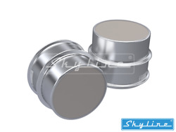 Skyline Dpf Filter For Volvo-mack D11-mp7 And D13-mp8 W-gasket