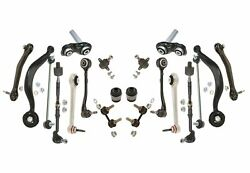 Lemforder 20-piece Front And Rear Suspension Control Arm Kit For Bmw E53 X5 00-06