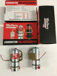 Mallory 29259 High Performance Electric Fuel Pump