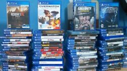 Ps4 Games Huge Selection And Collection Pre-owned Nice Condition Quick Free Sh