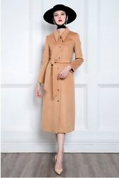 Custom Made To Order Casual Snap Oversized Overcoat Trench Coat Plus 1x-10x Y357