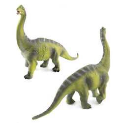 Jurassic Realistic Brachiosaurus Dinosaur Figure For Kids Toy Birthday Gift $12.99