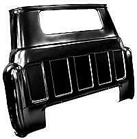 Chevrolet Chevy Pickup Truck Small Window Cab Rear Outer Panel 1955-1959
