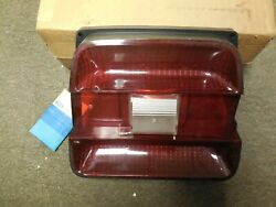 Nos 1969 Ford Torino Coupe Or Convertible Tail Light Lens Rh C9oz-13450-a