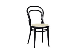 Authentic Ton Era Chair With Cane Seat | Design Within Reach