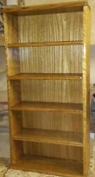 Nascar Or Diecast Oak 1/18th 5 Car Tower Display Case Showcase Made In The Usa