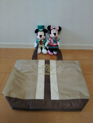 Tokyo Disneyland Hotel Limited Plush Doll Tote Bag Sets Discontinued Product