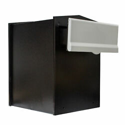 Liberty Rear Access Collection Box With Silver Letter Plate And 4 To 6 Adju...