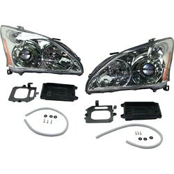 8114548210, 8118548210 Capa Driver And Passenger Side Hid/xenon Lh Rh For Rx330