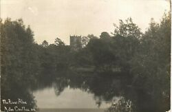 Aston Cantlow Near Alcester. The River Alne 319 By Mercia Photo Co.,stratford.