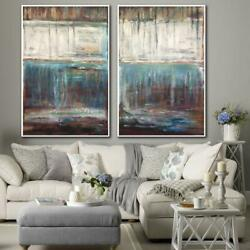 Large Set Texture Painting Set Of Paintings Abstract Original Painting Canvas