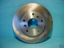 Front Brake Discs Rotors 2 Fits Mazda Mx6 626 And Ford Probe