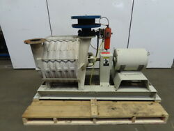 Lamson 516-0-6-ad 30hp Multistage Centrifugal Blower 230/460v 3525rpm W/silencer