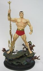 Sub-mariner Statue Silver Age Namor Red Edition Limited 402/500 Open 2006