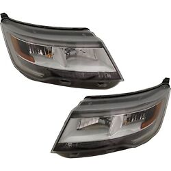 Fb5z13008b, Fb5z13008n New Driver And Passenger Side Hid/xenon Lh Rh For Explorer