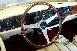 Rolls Royce Camargue Wood Steering Wheel Nardi 15 Bakelite Center