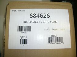 Lionel 84626 Landc Legacy Sd40t-2 6002 - Make Offers