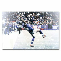 138401 Odell Beckham One Handed Catch America Football Wall Print Poster Ca