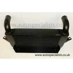 Airtec 100mm Black Top Feed Intercooler For 3dr And Sapphire Cosworth 76mm Pipes