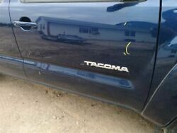 Passenger Front Door Electric Windows Fits 05-15 Tacoma 203002