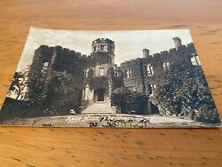 Old Postcard Head Masters Residence Rugby