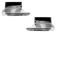 Chevy Pickup Truck Bed Step For Shortbed Chrome Set Left And Right 1955-1966