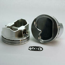 Dss Piston Kit K3-3421-4000 4.000 Bore -13cc Dish For 1969andeth1970 Ford Boss 302