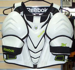 Reebok Lacrosse Senior Shoulder Pads Chest And Arms Protection - Senior Small