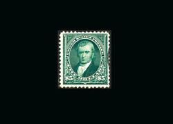 Us Stamp Used, Vf/xf S278 Extremely Light Cancel, Very Bold Fresh Color