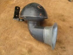 1934 Hudson Trumpet Horn With Mounting Bracket