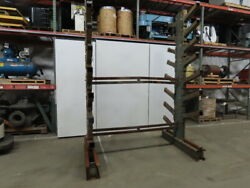 106l X 70w X 12't Double Sided 8 Branch Cantilever Storage Rack